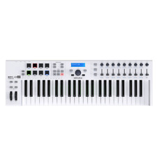 Arturia Keylab Essential 49 Hybrid USB MIDI Controller Keyboard with Software