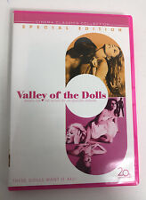 Valley of the Dolls (Dvd, 2006, 2-Disc, Special Edition) With Insert & Postcards
