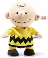 Steiff 'Charlie Brown' limited edition collectable - 18cm - 658228