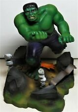AURORA Hulk 1974 original DC COMICS Professionally AIR BRUSHED Built Up Model