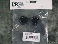 PRS SE Volume Tone Control Speed Knobs Black Guitar Parts Paul Reed Smith