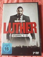 Luther Die komplette Serie (Staffel 1-5 auf DVD)