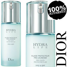 100% AUTHENTIC HUGE 50ml DIOR HYDRA LIFE HYDRATION PRO-YOUTH PROTECTIVE FLUID