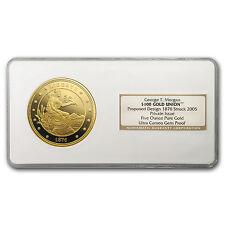 5 oz Gold Round - $100 Gold Union NGC (Gem Proof) - SKU #53559