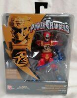 "POWER RANGERS - *New MOC* Super Ninja Steel Gold Ranger Saban Figure 5"" 12.5cm"