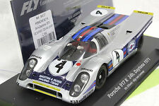 FLY C89 PORSCHE 917K VIC ELFORD DAYTONA 71' NEW 1/32 SLOT CAR - MARTINI RACING