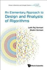 An Elementary Approach to Design and Analysis of Algorithms