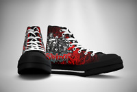 Slipknot Canvas Mens Shoes RARE ITEMS