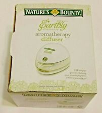 NATURES BOUNTY Earthly Elements Aromatherapy Oil Diffuser USB ~ NEW