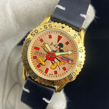 VINTAGE SEIKO 5 AUTOMATIC SPORTS 17 JEWELS GOLD PLATED DAY DATE MENS WRIST WATCH