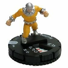 HeroClix Miniatures - Bulldozer  -=NM=- w/ stat card