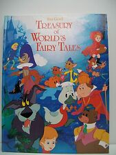 Book. Van Gool Treasury of World's Fairy Tales. Published in 1990 by Twin Books.