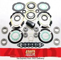 Swivel/Wheel Bearing kit +Hub Nut Socket-LandCruiser FZJ78 FZJ79 FZJ105(98-07)