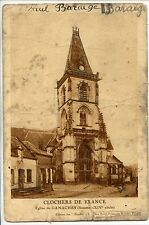 CP 80 SOMME - Gamaches - Eglise