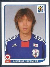 #446-JAPAN-SHUNSUKE NAKAMURA PANINI FIFA WORLD CUP-GERMANY 2006