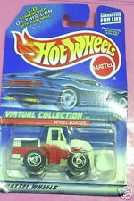 "Hot Wheels Virtual Collection "" Wheel Loader """