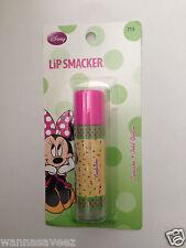 Disney Minnie Lip Smacker Biggy Size Lip Balm /Gloss Cupcake 0.60 oz/17.0g