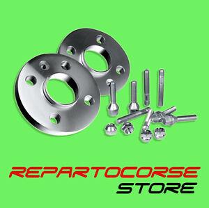 Set 2 Spacers Wheel 16mm 5x100 57,1 - Audi A1 A2 A3 8L Tt I - Bolt Spherical
