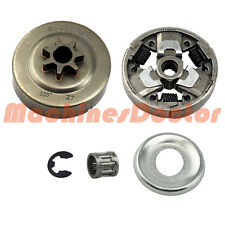 Chain sprocket Clutch E-clip Needle cage For STIHL Chainsaw 026 MS260 024 MS240