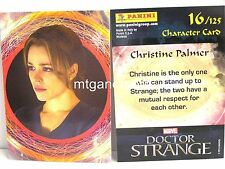 Doctor Strange Movie Trading Card - 1x #016 character Card-TCG