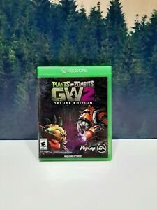 Plants vs. Zombies: Garden Warfare 2 GW2 Deluxe Edition Microsoft Xbox One Game