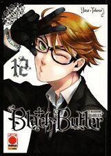 Black Butler N° 12 - Prima Edizione - Planet Manga ITALIANO NUOVO