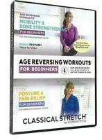 Classical Stretch  S13 - Age Reversing Workouts for Beginners Box Set 2DVD