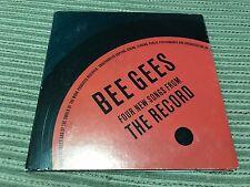 BEE GEES CD SINGLE SPAIN PROMO DOUBLE PACK GATEFOLD CARD SLEEVE