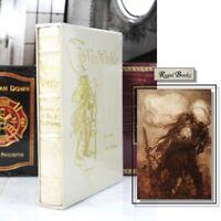 RIP VAN WINKLE DELUXE LTD ED - Easton Press -  ARTHUR RACKHAM  SEALED w/BOX