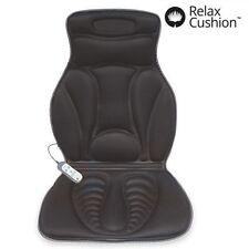 Siège Chauffant Massage Shiatsu Fauteuil Massage Profond Relax 3 Vitesses