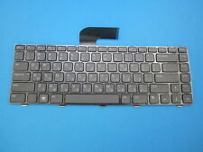 Keyboard HEBREW Dell XPS 15 L502x Vostro 3350 3550 N5050 N5040 05M98N Backlit