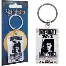 Harry Potter Schlüsselanhänger Undesirable N.º 1 Metall Anhänger Keychain