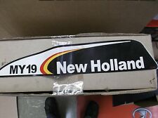 New Holland MY19 Decal, left Side p/n 107-3690