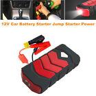 Car Battery Starter 600a Peak 12v Car Battery Jump Power Booster With Led Light