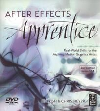 After Effects Apprentice, Second Edition-ExLibrary