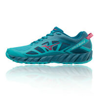Mizuno Womens Wave Ibuki 2 Trail Running Shoes Trainers Sneakers Green Sports