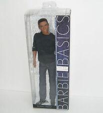 Barbie Basics Ken Model No. 17 Collection 002 Denim Black Label NRFB T7751 Muse