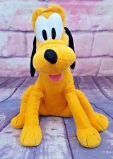 "Disney PLUTO 14"" Plush Kohls Cares Stuffed Animal Dog~EUC"