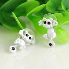 3D Hot Kitten Multiple Color Hot Ear Jewelry Cat Stud Earring Women Trendy Charm
