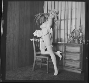 Vint Nude Candy Samples Posing 99326 2.25 Negative