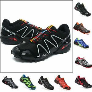 Salomon Speedcross 3 Herren Schuhe Outdoorschuhe Laufschuhe Shoes Größe 39-45