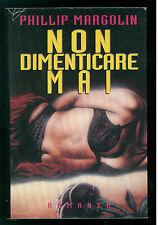 MARGOLIN PHILIP NON DIMENTICARE MAI CDE 1995 GIALLI THRILLER