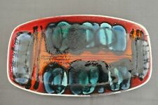 A Poole Pottery Dish - Design 361 - Possibly painted by Jean Millership 60s/70s