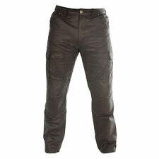 Pantalones de poliéster talla L para motoristas de hombre