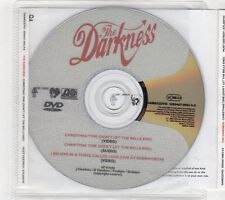 (GW480) The Darkness, Christmas Time - 2003 DVD