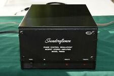 Soundcraftsmen PM860 600W Power Amplifier, 205 watts X2 at 8 ohms
