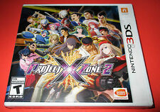 Project X Zone 2 Nintendo 3DS *Factory Sealed! *Free Shipping!