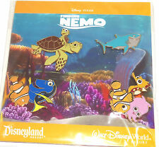 Disney Finding Nemo Trading Pin Squirt Theme Parks Lot of 4 Pins