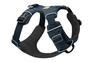 Ruffwear Front Range Dog Harness 30502/460 Blue Moon NEW
