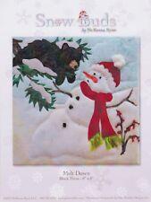 Melt Down,McKenna Ryan,Snow Buds Pattern Series, Laser Cut Kit w/ Embellishments